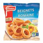 FINDUS FORMED SQUID RINGS 490G