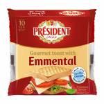 PRÉSIDENT Emmental Toast 200G