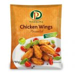 PERUTNINA GRILLED CHICKEN WINGS 750G